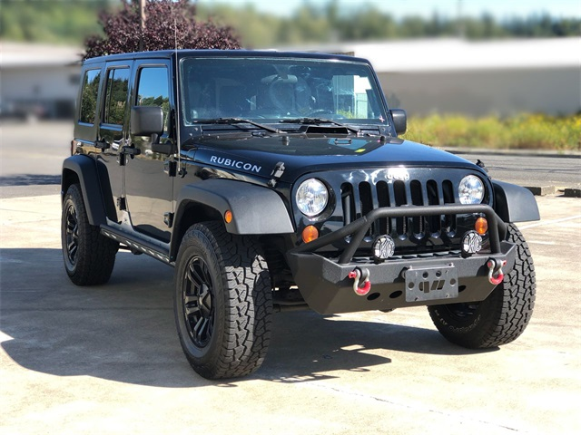 Pre-Owned 2010 Jeep Wrangler Unlimited Rubicon